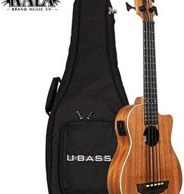 Kala Kala Scout Acoustic-Electric U-BASS w/Gig Bag
