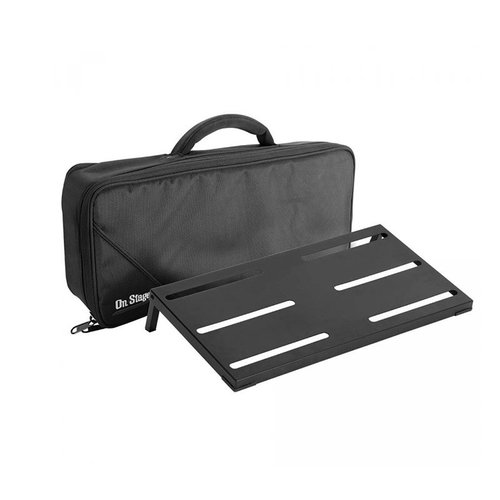 On-Stage On-Stage GPB4000 Keyboard/Guitar Pedalboard w/Deluxe Bag