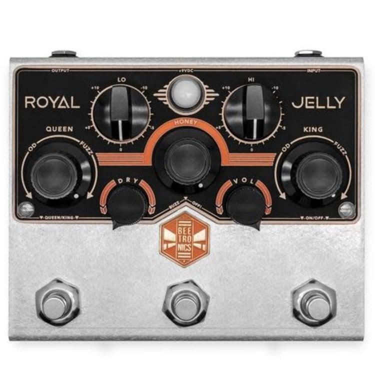 Beetronics Beetronics Royal Jelly Overdrive/Fuzz Blender