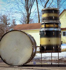 Ludwig Vintage Ludwig (WFL) 1947 Big Time Drum Set(Zephyr Lugs) w/1964/5 Ludwig Snare Drum