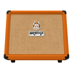 "Orange Orange Crush Acoustic 30 30W Twin Channel 1x8"" Combo Amp - Orange"