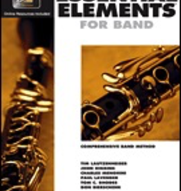 Hal Leonard Hal Leonard Essential Elements for Band - Bb Clarinet Book 1