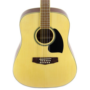 Ibanez Ibanez PF1512NT Acoustic Guitar in Natural High Gloss