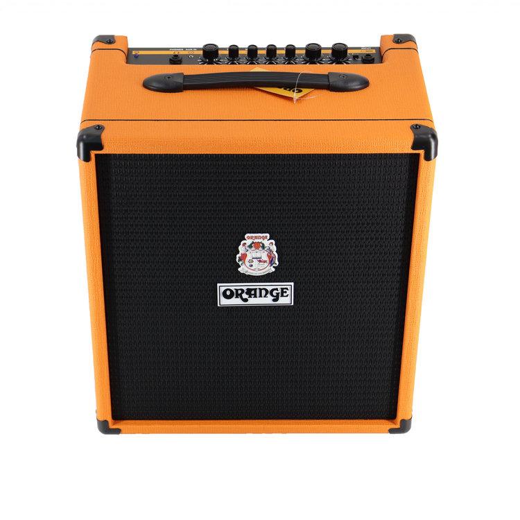 "Orange Orange Crush Bass 50 1x12"" Combo Amp - Orange"