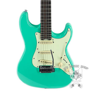 Schecter Schecter Nick Johnston Traditional in Atomic Green