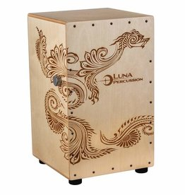 Luna Luna Henna Dragon Cajon w/Bag
