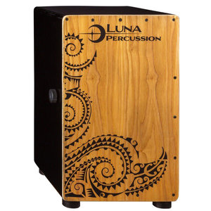 Luna Luna Black Cajon w/Bag