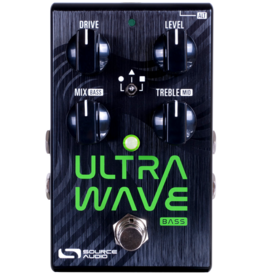 Source Audio Source Audio Ultrawave Multiband Bass Processor