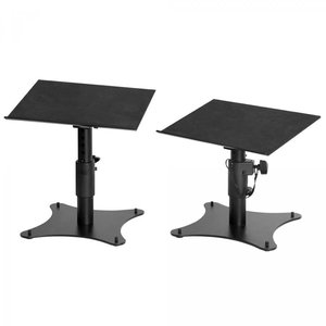 On-Stage On-Stage Desktop Monitor Stands - Pair