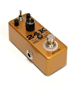 Outlaw Effects Outlaw Effects 24K 3-Mode Reverb Pedal