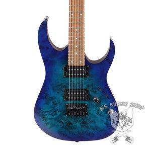 Ibanez Ibanez RG421PBSBF RG Standard 6str Electric Guitar - Sapphire Blue Flat