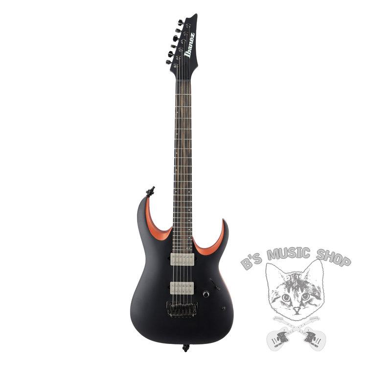 Ibanez Ibanez RGA61ALNOEM RGA Axion Label 6str Electric Guitar - Metallic Orange Eclipse Matte