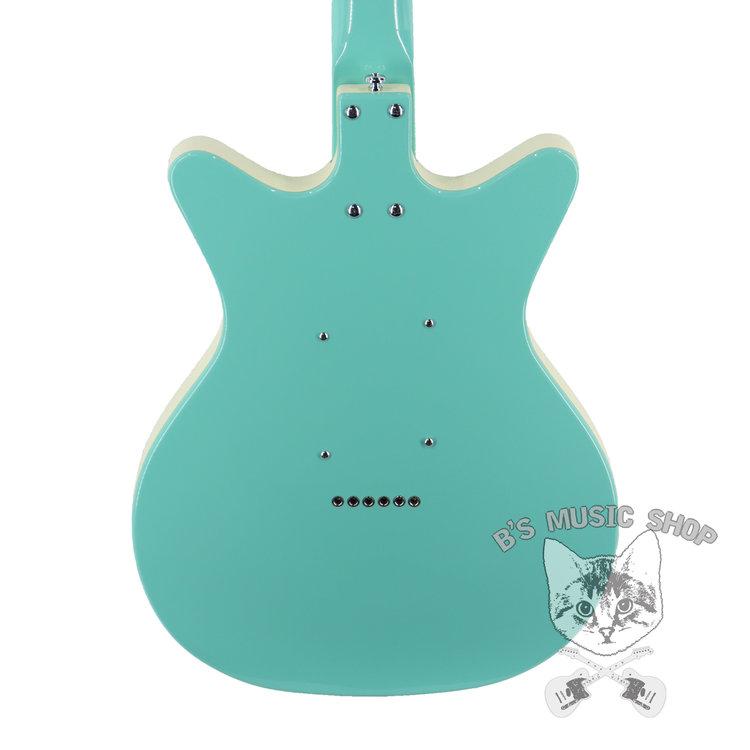 Danelectro Danelectro 12SDC 12-String Electric Guitar - Aqua