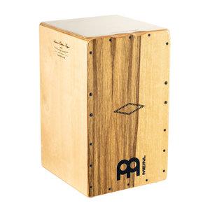Meinl Percussion Meinl Percussion Artisan Edition Cajon, Tango Line, Limba Frontplate