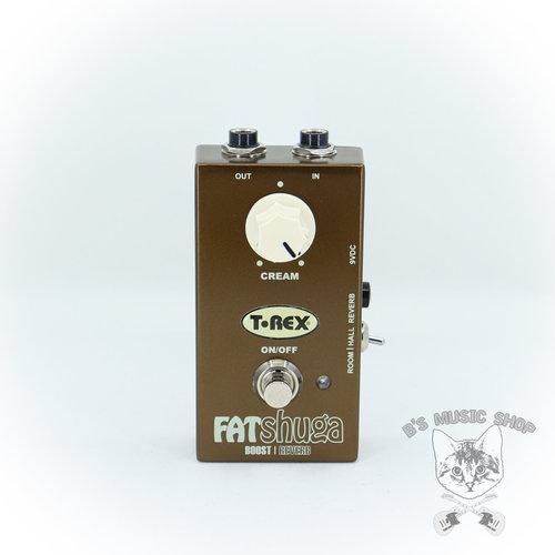T-Rex T-Rex Fat Shuga Boost/Reverb Pedal