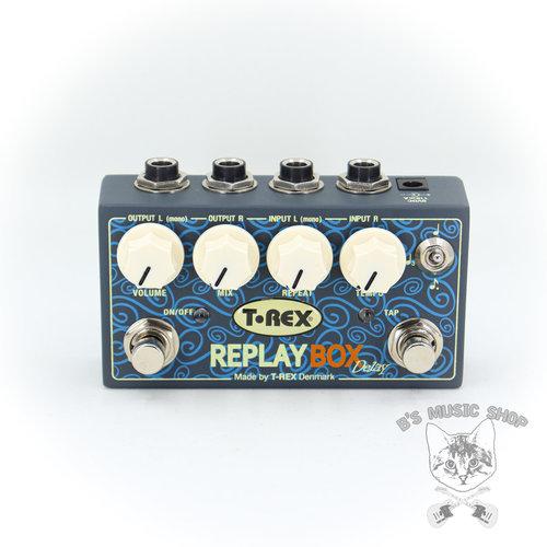 T-Rex T-Rex Replay Box Stereo Delay Pedal
