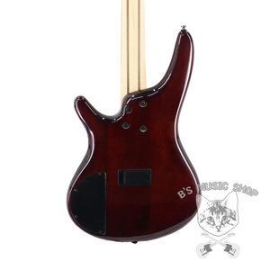 Ibanez Ibanez SR400EQMDEB SR Standard 4str Electric Bass - Dragon Eye Burst