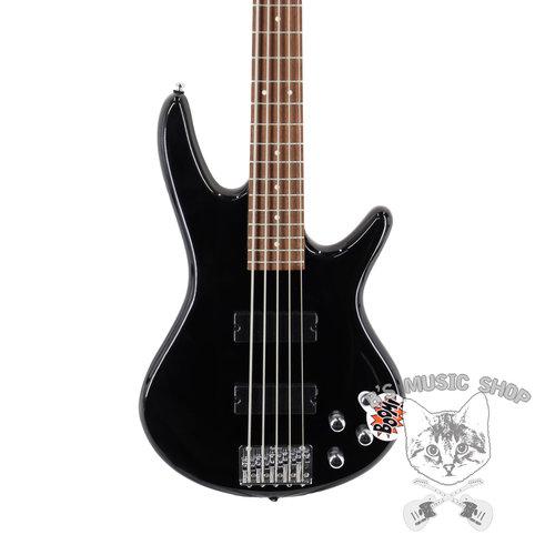 Ibanez Ibanez Gio SR 5str Electric Bass - Weathered Black