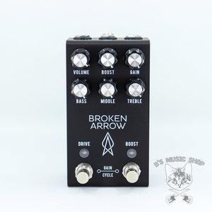 Jackson Audio Jackson Audio Broken Arrow v2 Overdrive - Black