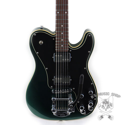 Schecter Schecter PT Fastback II B in Dark Emerald Green