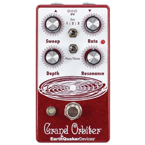 EarthQuaker Devices EarthQuaker Devices Grand Orbiter Phase Machine V3