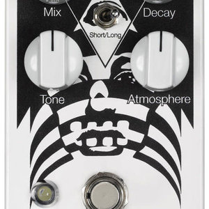 EarthQuaker Devices EarthQuaker Devices Levitation Reverberation Machine V2