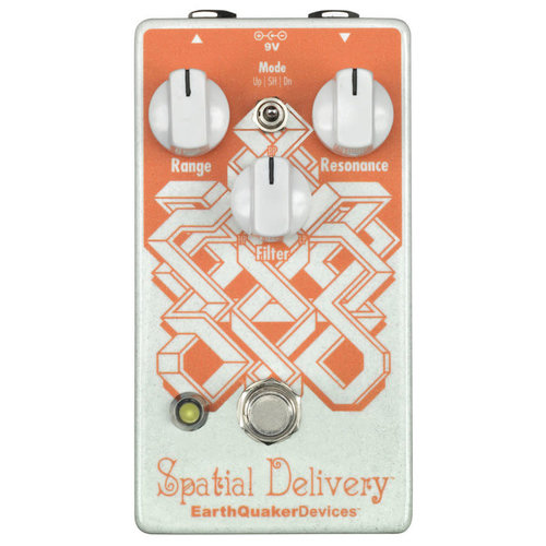 EarthQuaker Devices EarthQuaker Devices Spatial Delivery Sample & Hold/Envelope Filter V2