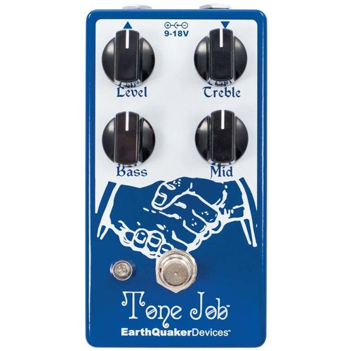 EarthQuaker Devices EarthQuaker Devices Tone Job EQ and Booster V2