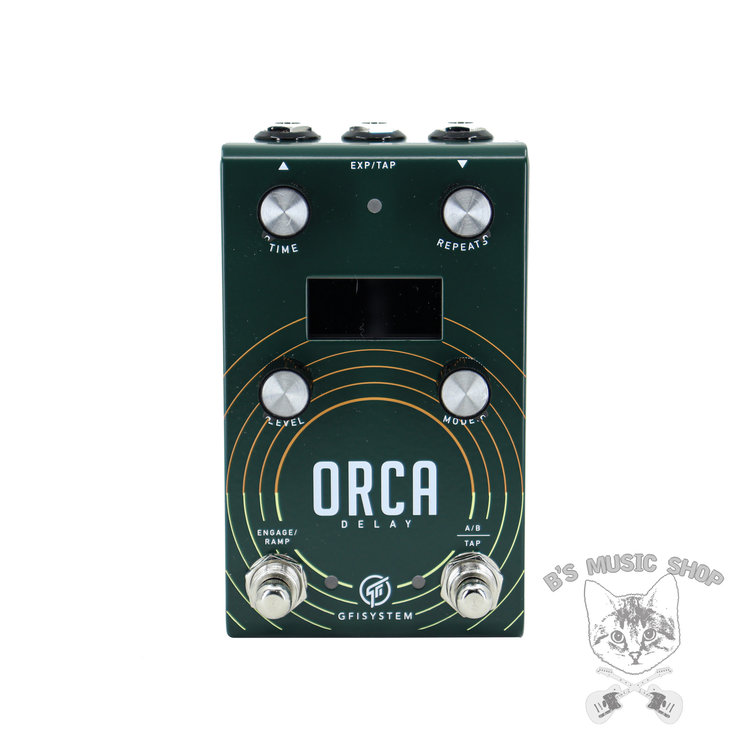 GFI System GFI System Orca Stereo Reverb