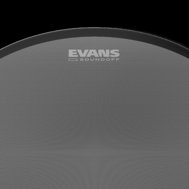 Evans Evans SoundOff Drum Head, 18 inch