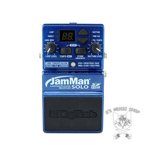 DigiTech Used Digitech Jam Man Solo