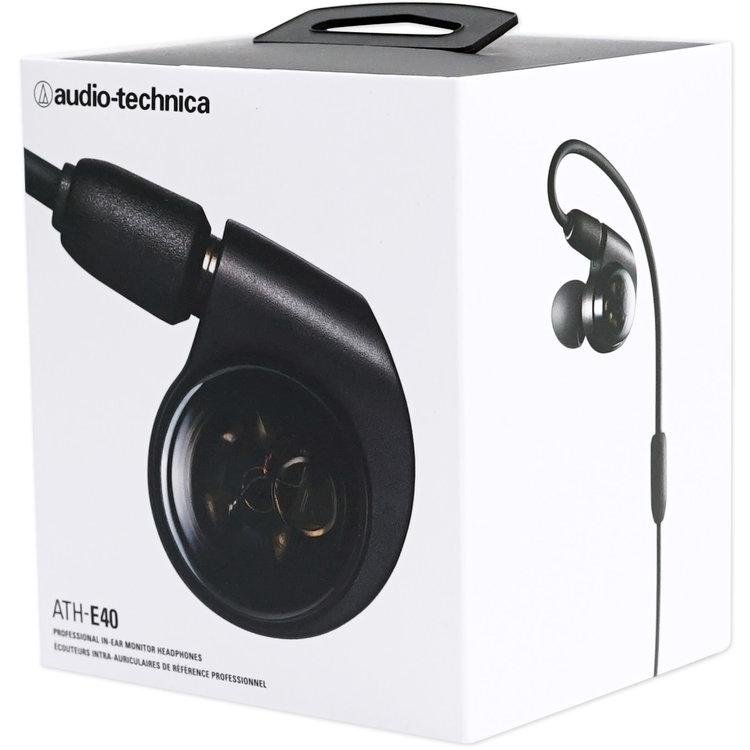 Audio-Technica Audio-Technica E40 Professional In-Ear Monitor Headphones