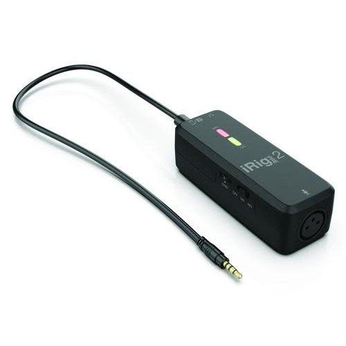 iRig iRig Pre 2 Mobile Microphone Interface