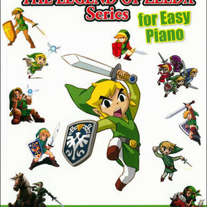 Alfred Music The Legend of Zelda for Easy Piano: Easy Piano Solos