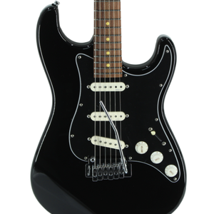 Reverend Reverend Gil Parris Signature GPS in Midnight Black, Pau Ferro Fingerboard