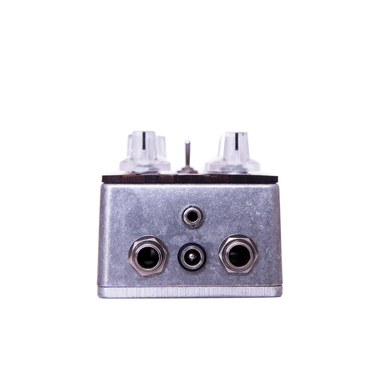 Anasounds Anasounds Ages : Harmonic tremolo with attack detector