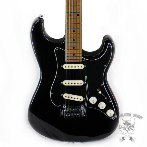 Reverend Reverend Gil Parris Signature GPS in Midnight Black, Roasted Maple Fingerboard