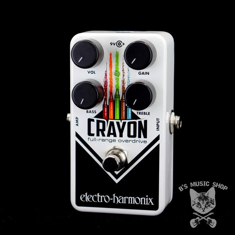 Electro-Harmonix Electro-Harmonix Crayon - Full Range Overdrive