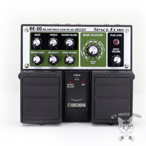 Boss BOSS RE-20 Space Echo Pedal