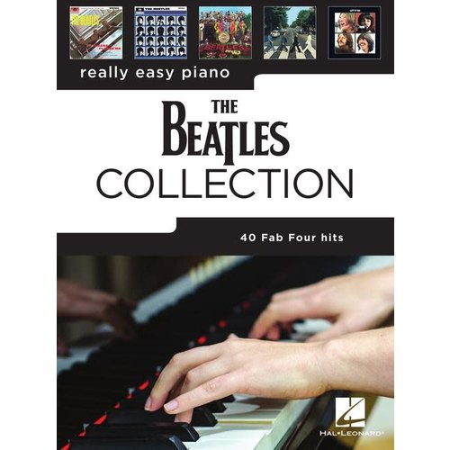 Hal Leonard The Beatles Collection – Really Easy Piano