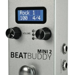 BeatBuddy Mini 2 Personal Drum Pedal