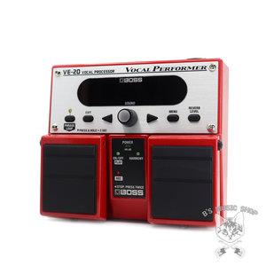 Boss BOSS VE-20 Vocal Effects Processor