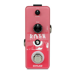 Outlaw Effects Outlaw Effects Late Riser Auto Volume Swell Pedal