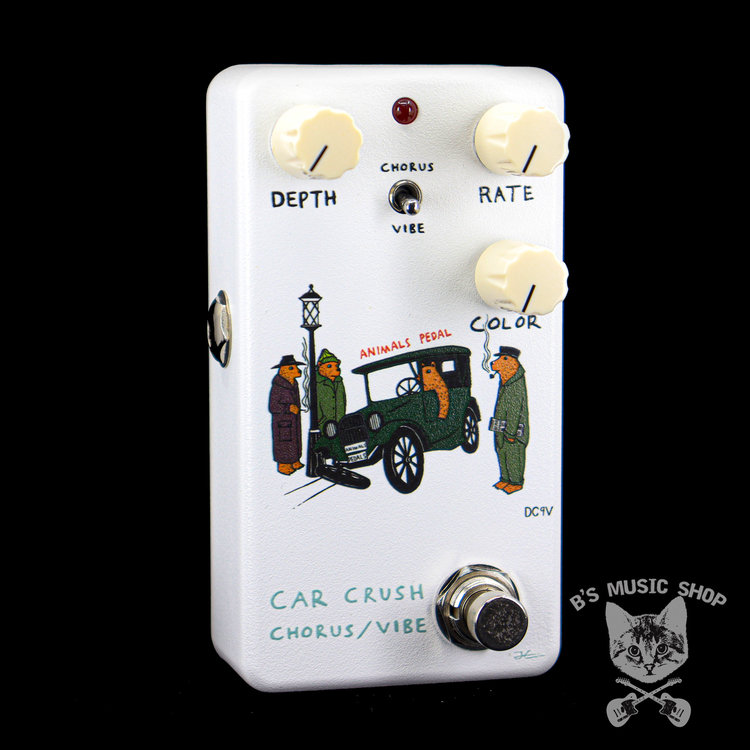 Animals Pedals Animals Pedals Car Crush Chorus/Vibe V2