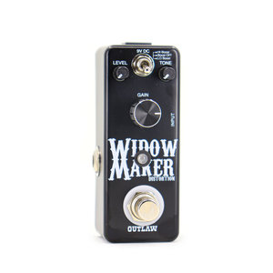 Outlaw Effects Outlaw Effects Widow Maker Metal Distortion Pedal