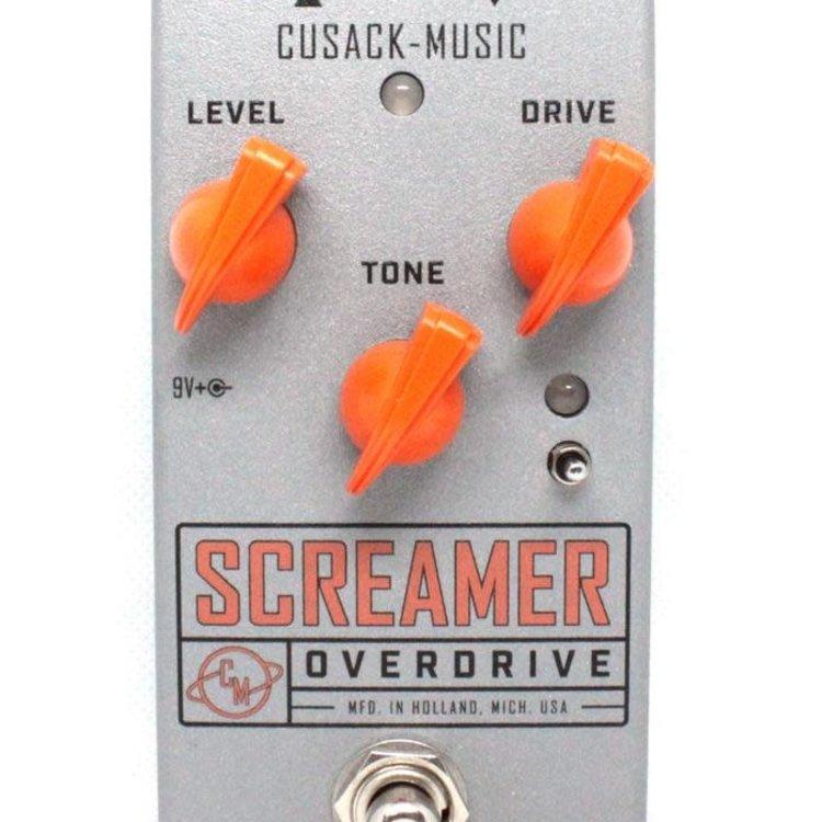 Cusack Music Cusack Music Screamer V2 - Overdrive