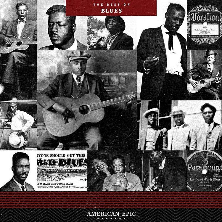 Records American Epic: The Best of Blues