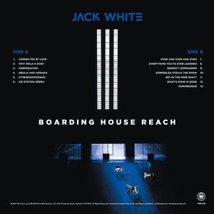 Jack White / Boarding House Reach (Black Vinyl)