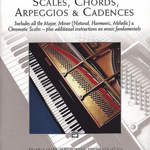 Alfred Music Alfred's The Complete Book of Scales, Chords, Arpeggios & Cadences