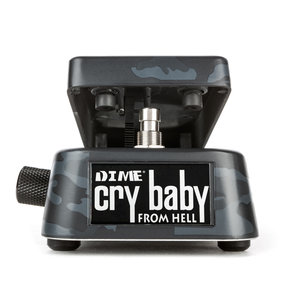 Dunlop Dunlop DB01B Dimebag Signature Cry Baby From Hell Wah - Black Camo